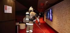 МЧС России с 1 мая начнет противопожарные учения на объектах с массовым пребыванием людей, включая ТРК и кинотеатры