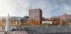 «Максидом» хочет построить общественное пространство на территории бывшего Трубочного завода