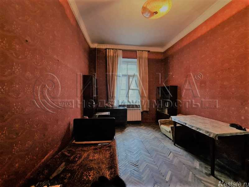 Продажа комнаты 4-я Советская,  д. 22-24