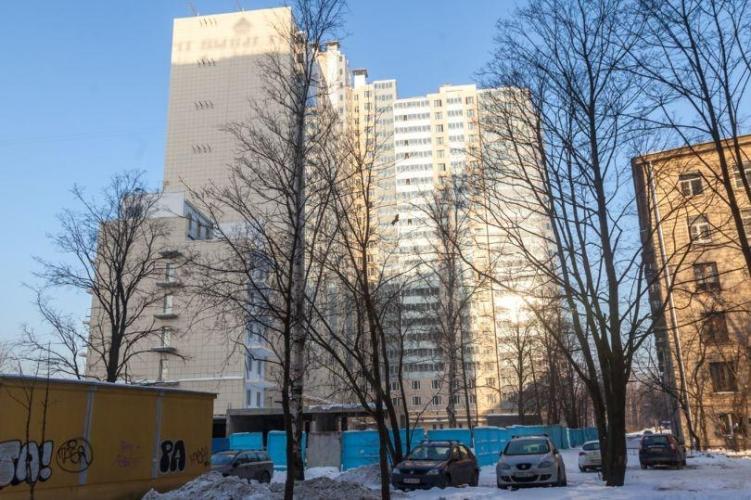 Сдан самый старый долгострой Петербурга