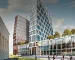 Sberbank CIB открыл компании Vesper кредитную линию на строительство МФК «Chkalov» на площади Курского вокзала