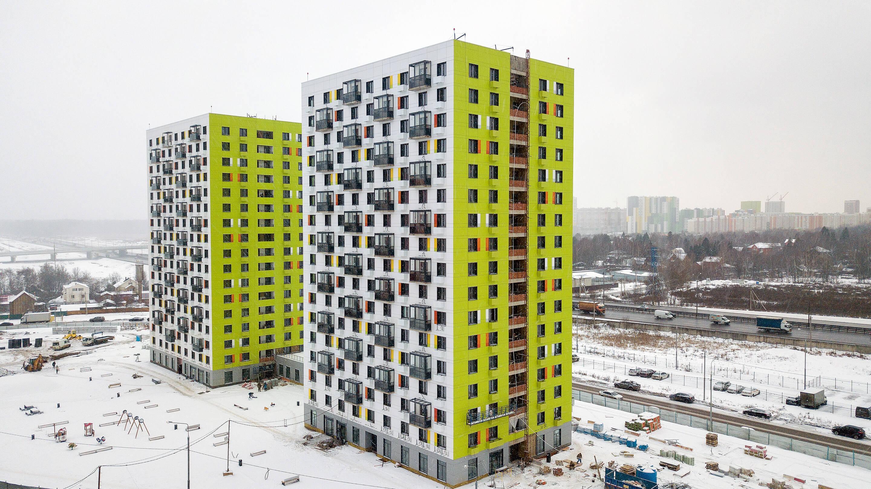 Фото ЖК Восточное Бутово