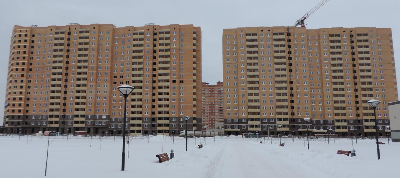 Фото ЖК Супонево-4