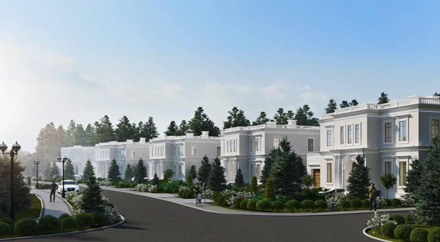 Gatchina Gardens начала продажи элитных резиденций