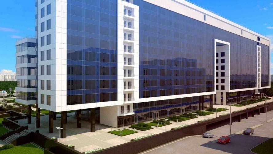 Во втором квартале на столичном офисном рынке готовых проектов не появилось, с начала года введено 21,1 тыс. кв. м