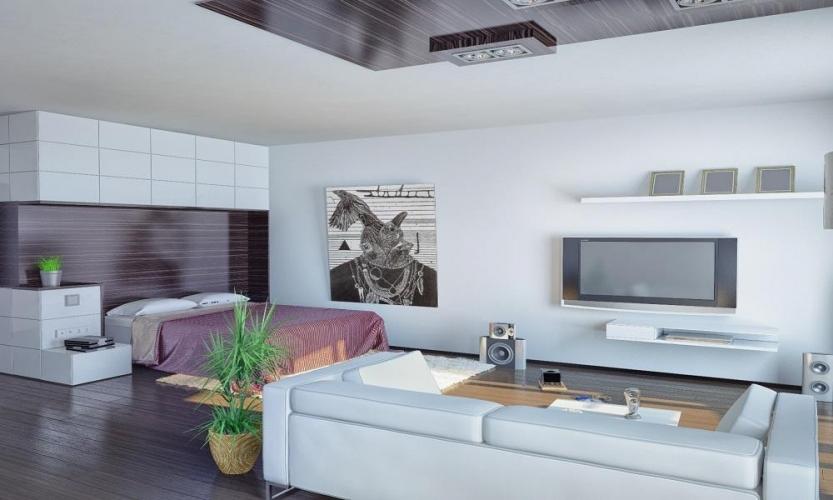 За год средняя площадь квартиры в столичных новостройках уменьшилась на 4 «квадрата»