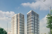 Фото ЖК Twin House от Glorax Development. Жилой комплекс Твин Хаус