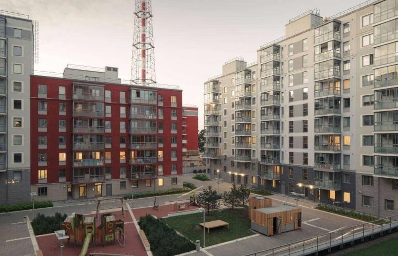 В Петербурге отмечен рост спроса на жилье бизнес-класса