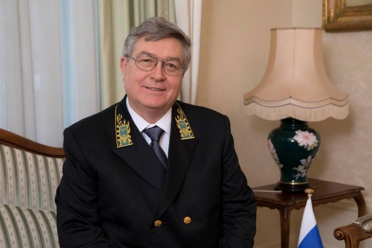 Посол России в Швейцарии поддержал архитектурный конкурс «Золотой Трезини»