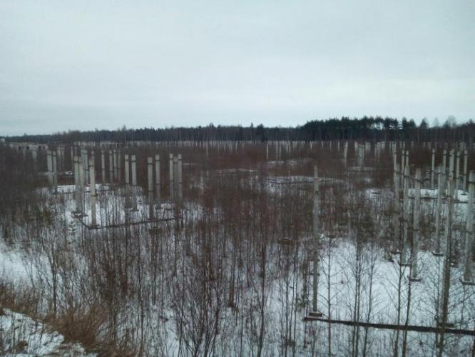 Недостроенный поселок «Новый Шлиссельбург» выставлен на продажу за долги инвестора – автохолдинга РРТ