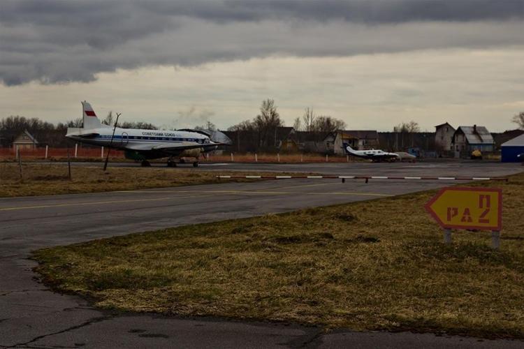 На базе неиспользуемого военного аэродрома «Горелово» будет создан центр авиации общего назначения