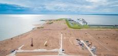 Невскую губу Васильевского острова будут намывать еще 7 лет