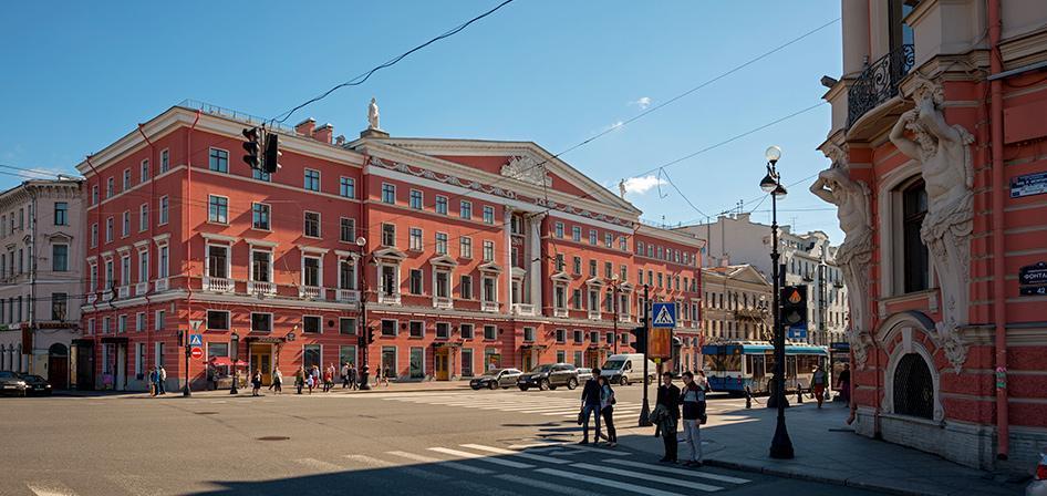 Фото ЖК Невский, 68