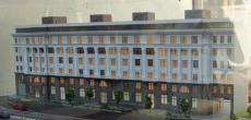 ГК «Еврострой» приступила к строительству клубного дома класса deluxe «Приоритет» в Петербурге