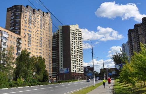 ЖК Долгопрудный, Дирижабельная, 1 от компании Долгопрудненская строительная компания
