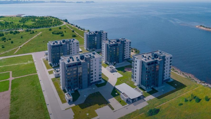 «Конкорд» вывел в продажу готовый комплекс «Лахта-плаза» на берегу Финского залива»