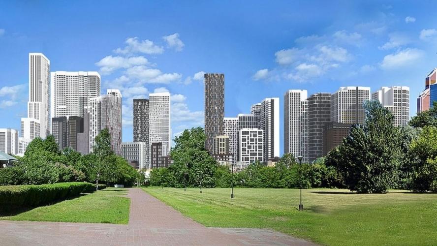 Sberbank CIB открыл ГК «Кортрос» кредитную линию в объеме 6,3 млрд рублей для строительства части жилого квартала «Центр Сити»