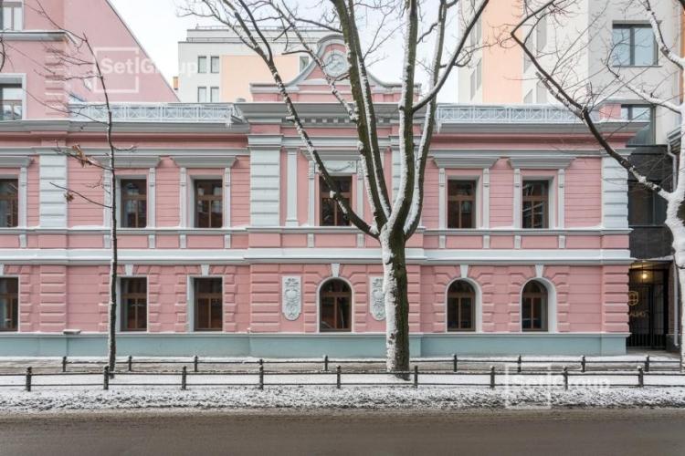 Setl Group воссоздал исторический особняк Шопена на Васильевском острове