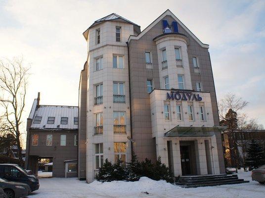 РАД в очередной раз снижает цену на бизнес-центр «Модуль» в Озерках – имущество одноименной компании-банкрота