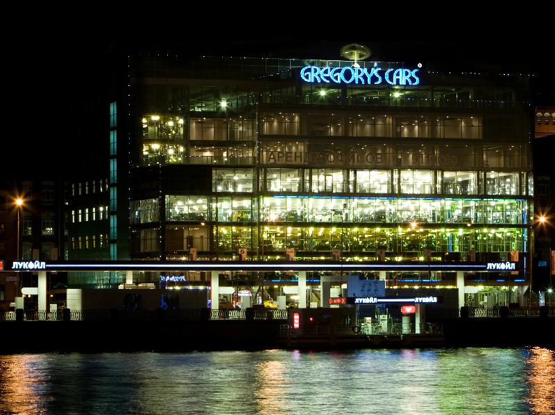 Фотография. Gregory`s Palace от компании GREGORY'S