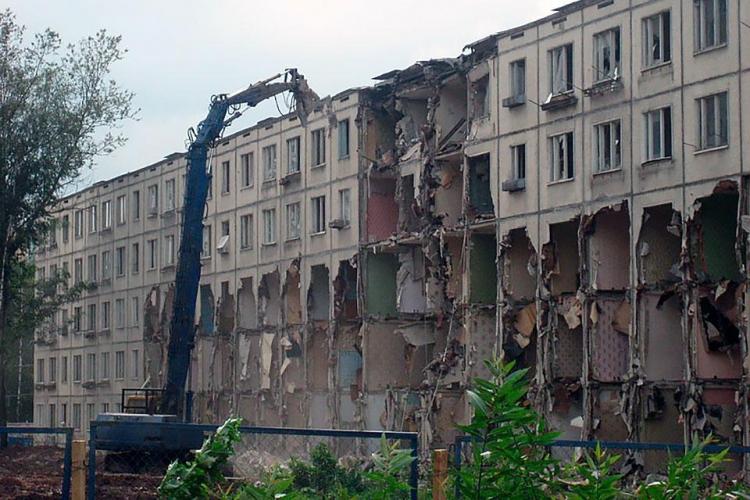 Список домов, предназначенных к сносу по столичной программе реновации, пополнился 37-ю объектами
