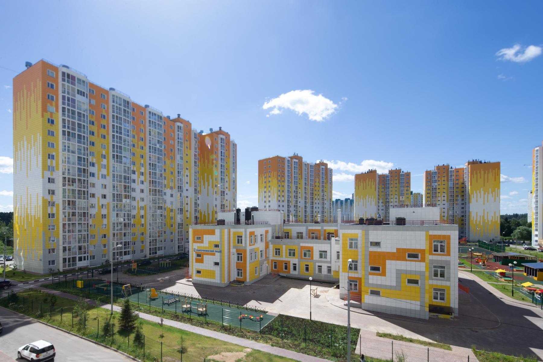 Фото ЖК Первый Зеленоградский