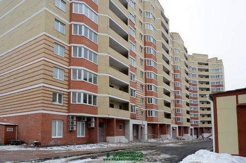 ЖК Красково-Олимпийский от компании Дирекция по строительству и реконструкции зданий и сооружений