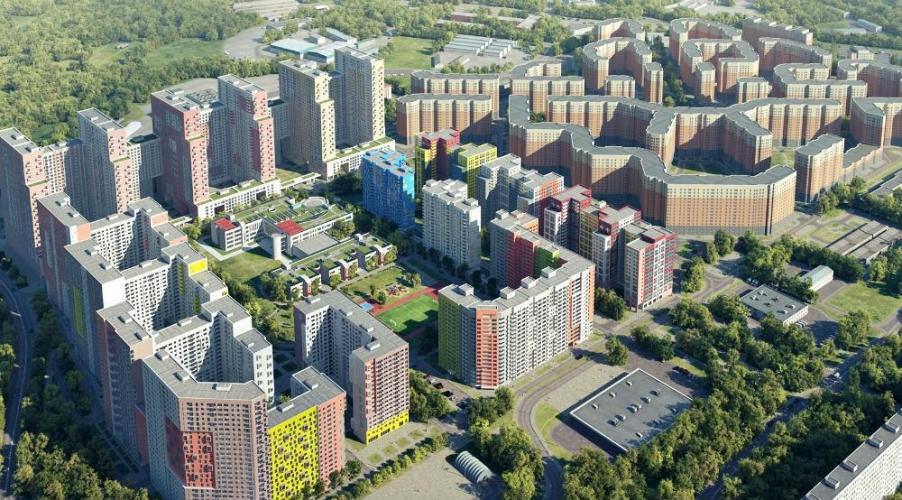 Все проблемные стройки Москвы отдадут в одни руки
