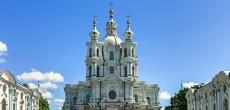 Реконструкцию Смольного собора в Петербурге завершат до конца 2016 года