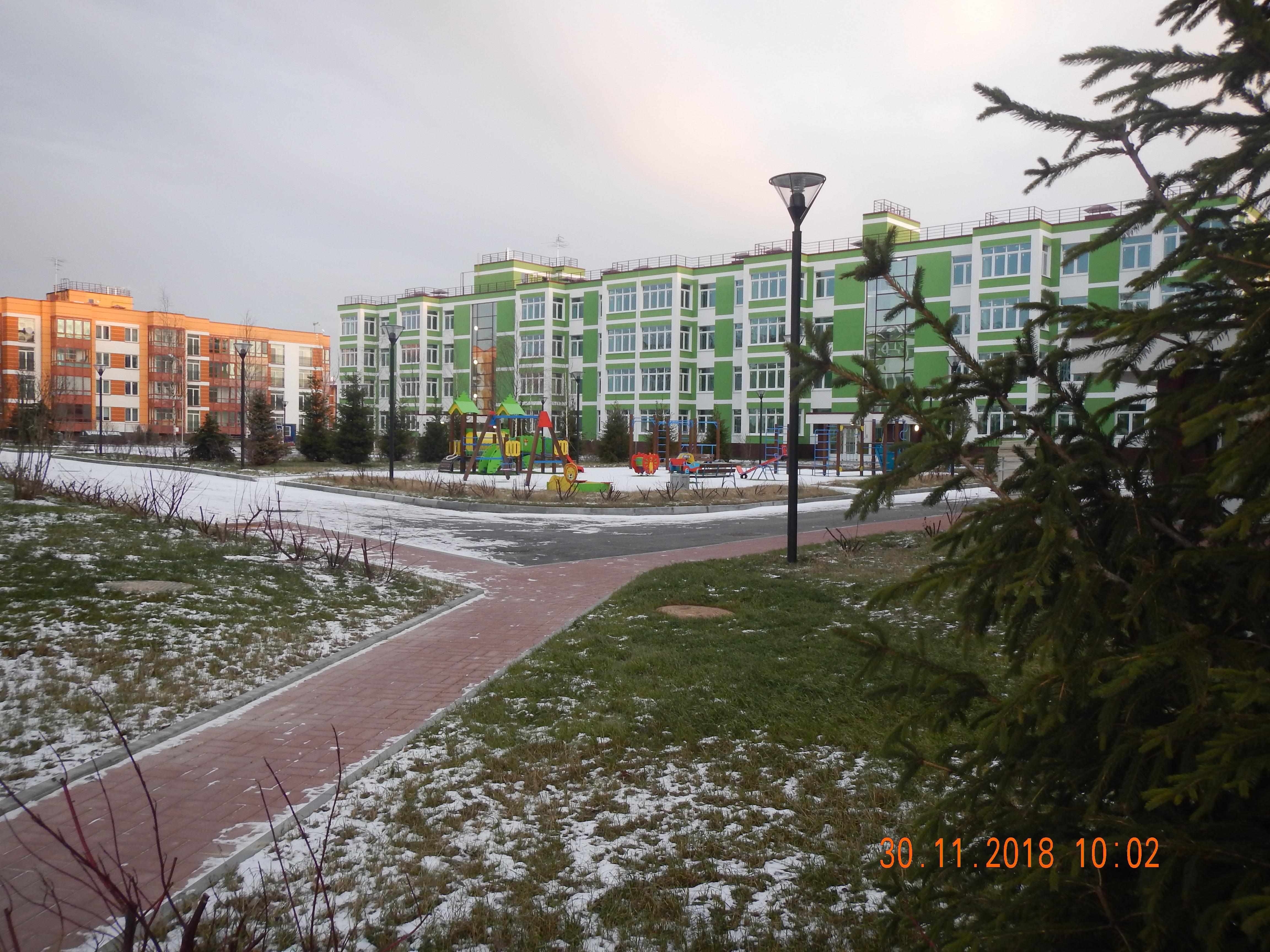 Фото ЖК Образцовый квартал 3