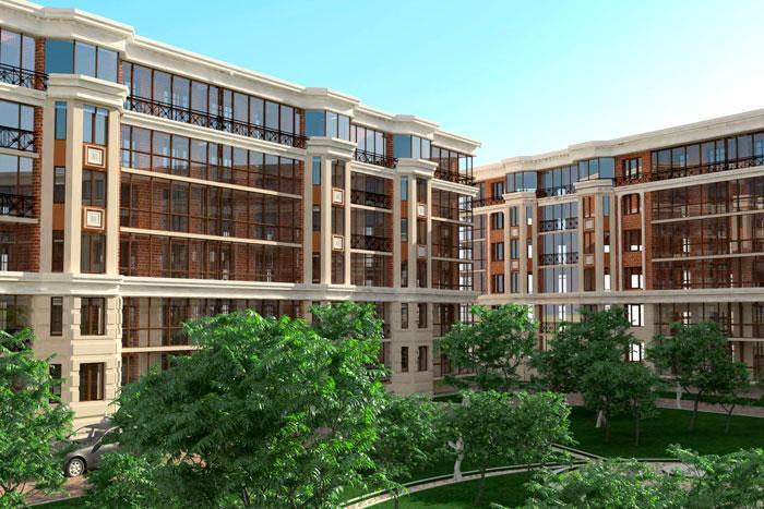 Москвичи со средним уровнем достатка заинтересованы в жилье бизнес-класса