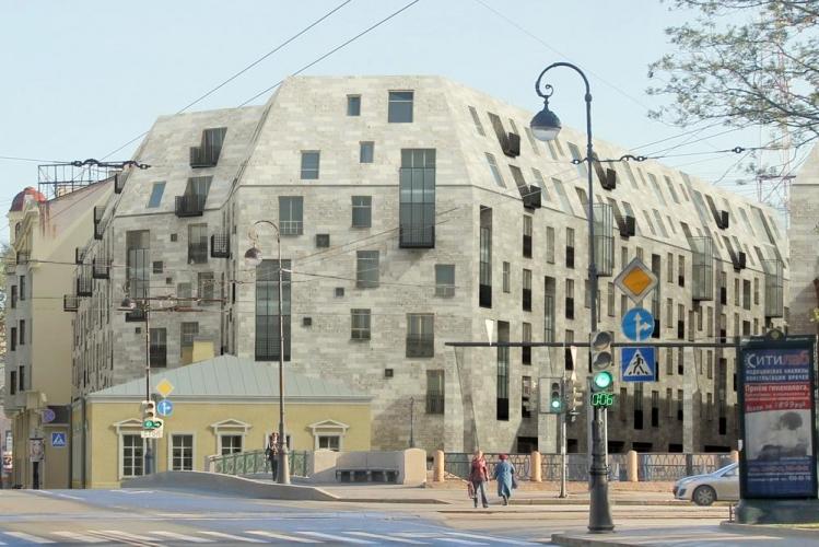 Банк «ДОМ.РФ» предоставит проектное финансирование для строительства ЖК в историческом центре Петербурга