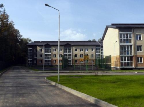 ЖК Коренёвский Форт 2 от компании Некрасовка Девелопмент
