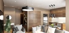 «Галс-Девелопмент» приступила к продаже апартаментов с отделкой в МФК «Искра-Парк»