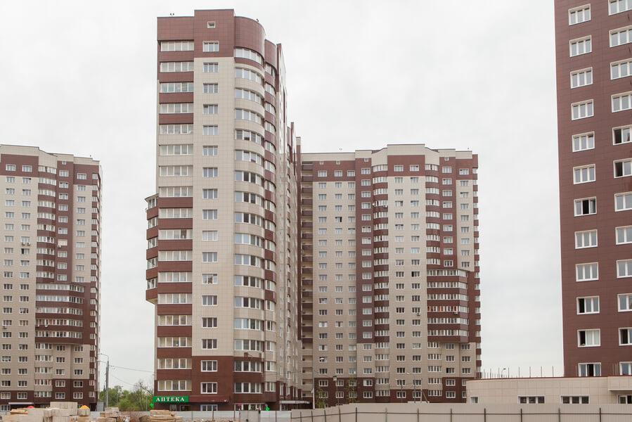 Фото ЖК Щербинка, Овражная, 9, 10, 11