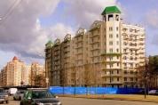 Фото ЖК Дом на Крикковском шоссе от АСЭРП. Жилой комплекс