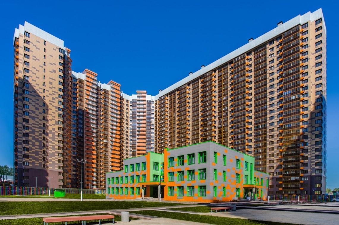 Фото ЖК UP-квартал Сколковский