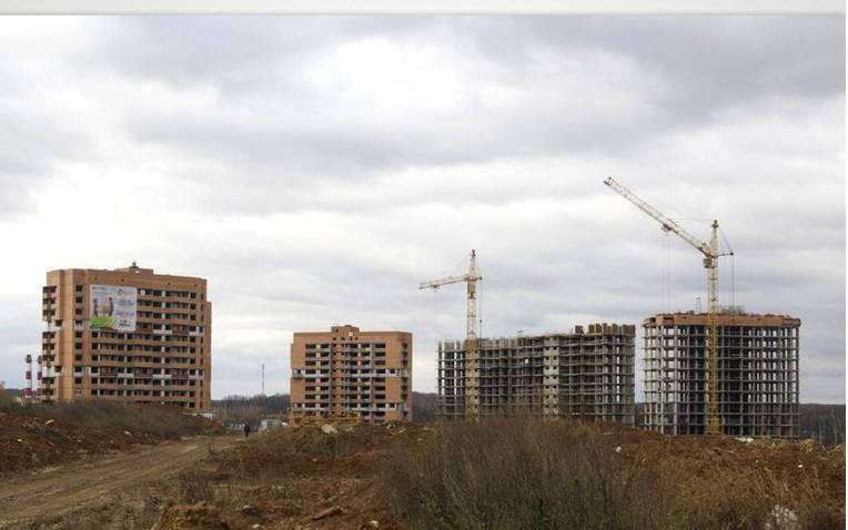 Прокуратура потребовала как можно скорее возобновить строительство ЖК «Марьино Град» и «Спортивный квартал»