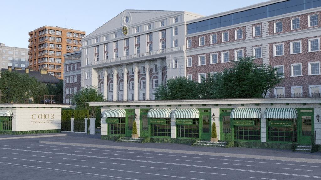 Фото ЖК Soyuz Apartments