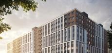 На рынок выведены квартиры во втором корпусе ЖК Terra