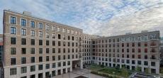 В элитном квартале «I'M на Садовом» от Группы ПСН более половины покупателей получили ключи