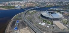 Газпром осваивает Крестовский остров
