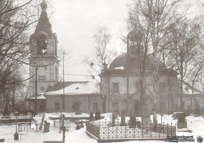 КГИОП разрешил строительство на территории Фарфоровского кладбища