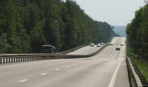 Движение транспорта по Киевскому шоссе у Гатчины закроют 1 августа