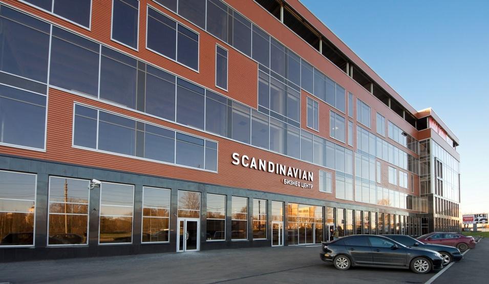 Фотография. Scandinavian House от компании Bright Rich | CORFAC International