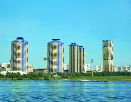 ЖК Янтарный город от компании Сити-XXI век