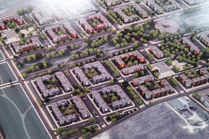 Компания «Хуа Фун» начала освоение 96 га в Тосненском районе Ленобласти в рамках проекта «San City»