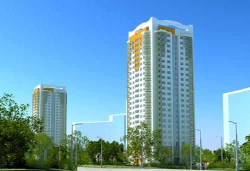 ЖК Лазурный блюз-2 от компании Сити-XXI век