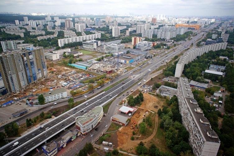 """В Москве в промышленной зоне """"Верхние Котлы"""" построят гостиницу"""