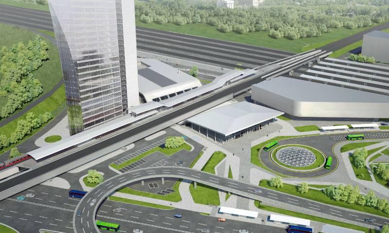 Москомэкспертизы согласовал проект MR Group для строительства жилого дома в составе ТПУ «Люблино»